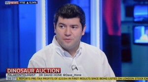 On Sky News, 2014