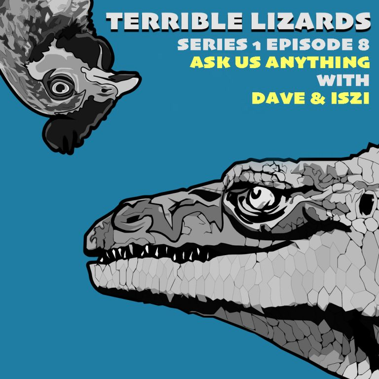 S01E08 Dinosaur Questions